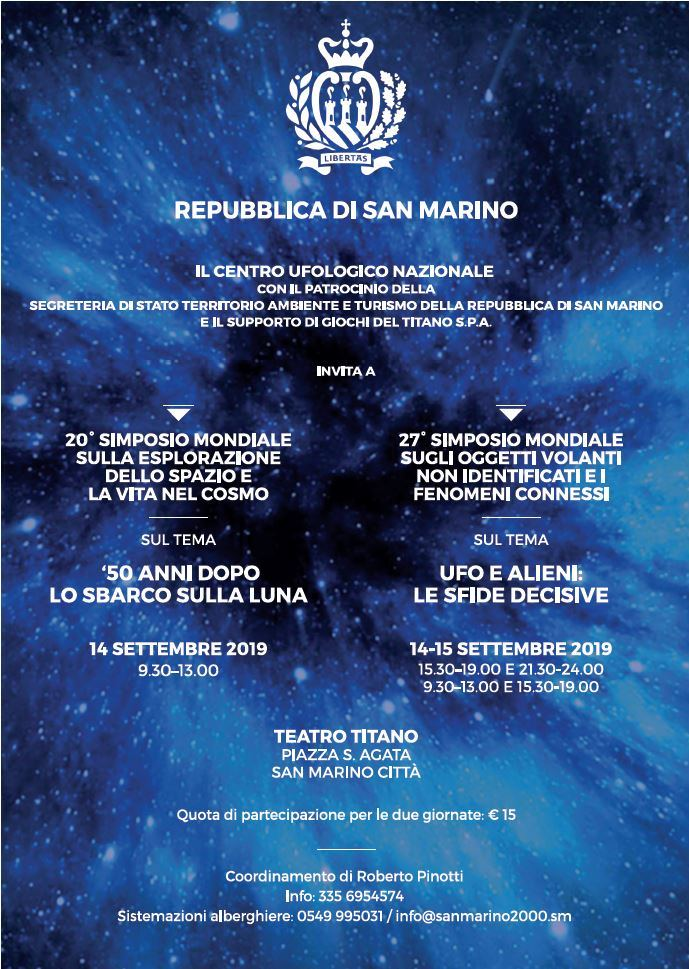 San Marino e UFO