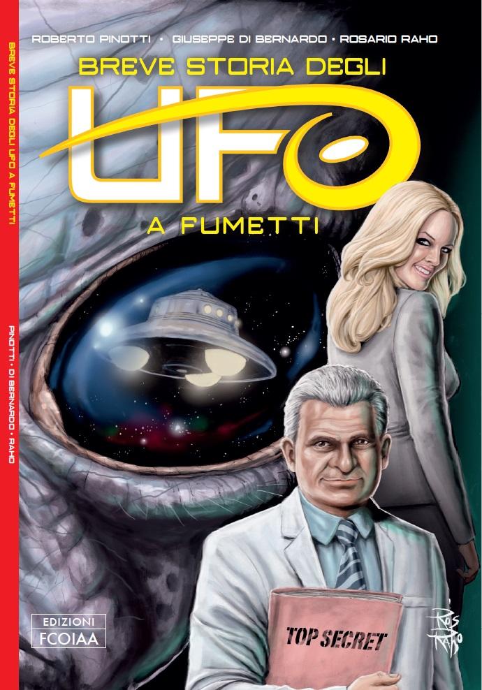 Storia degli UFO a fumetti